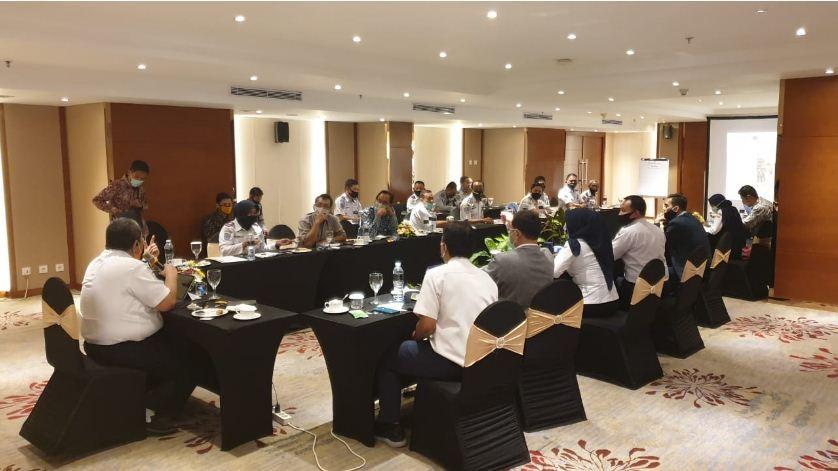 Rapat Koordinasi Percepatan Pelaksanaan Kerjasama di Lingkungan Direktorat Jenderal Perhubungan Darat