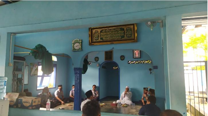 Pengajian Dalam Rangka Memperingati Maulid Nabi Muhammad SAW di Dinas Perhubungan Kab Purworejo